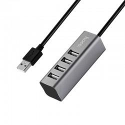 """HOCO USB hub """"HB1"""" USB-A to..."""