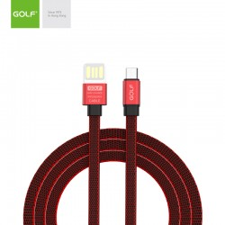 "GOLF Cable USB to Lightning / Micro-USB / Type-C ""GC-73m Noah"" charging data sync"