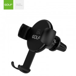 "GOLF Phone holder ""GF-CH11 Triumph"" in-car air outlet semi-automatic bracket"
