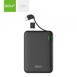 "GOLF Power bank ""G72 Built..."