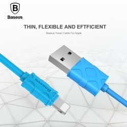 BASEUS Cable «CAMUN-01» charging USB to Lightning & Micro USB