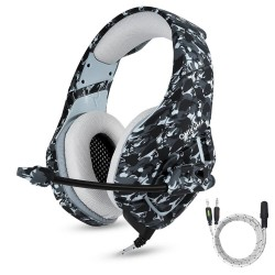 ONIKUMA K1-B ARMY Headphone...